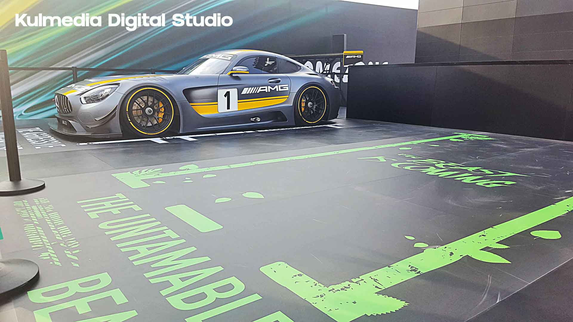 F1 Abu Dhabi Yas Marina Circuit 2016 Kulmedia Digital Studio