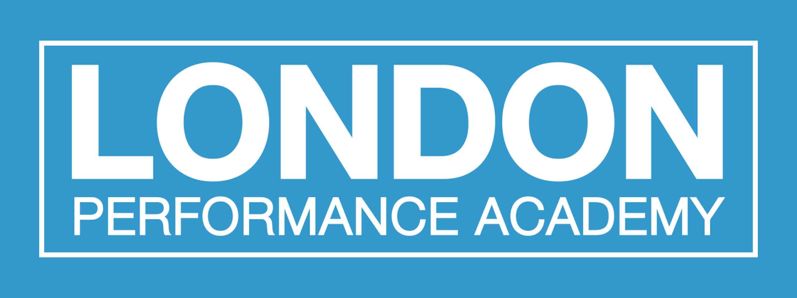 London Performance Academy Logo - Branding by Kulmedia Digital Studio
