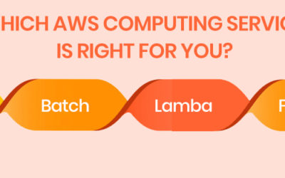 Which AWS Computing Service is right for you?