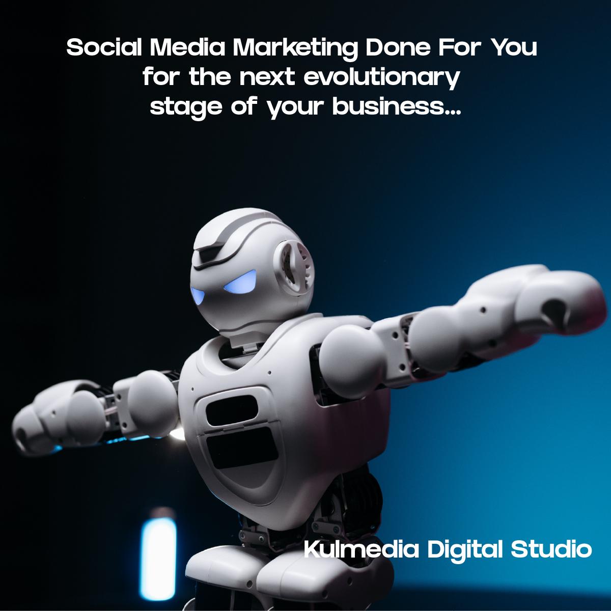 Social Media Marketing by Kulmedia Digital Studio