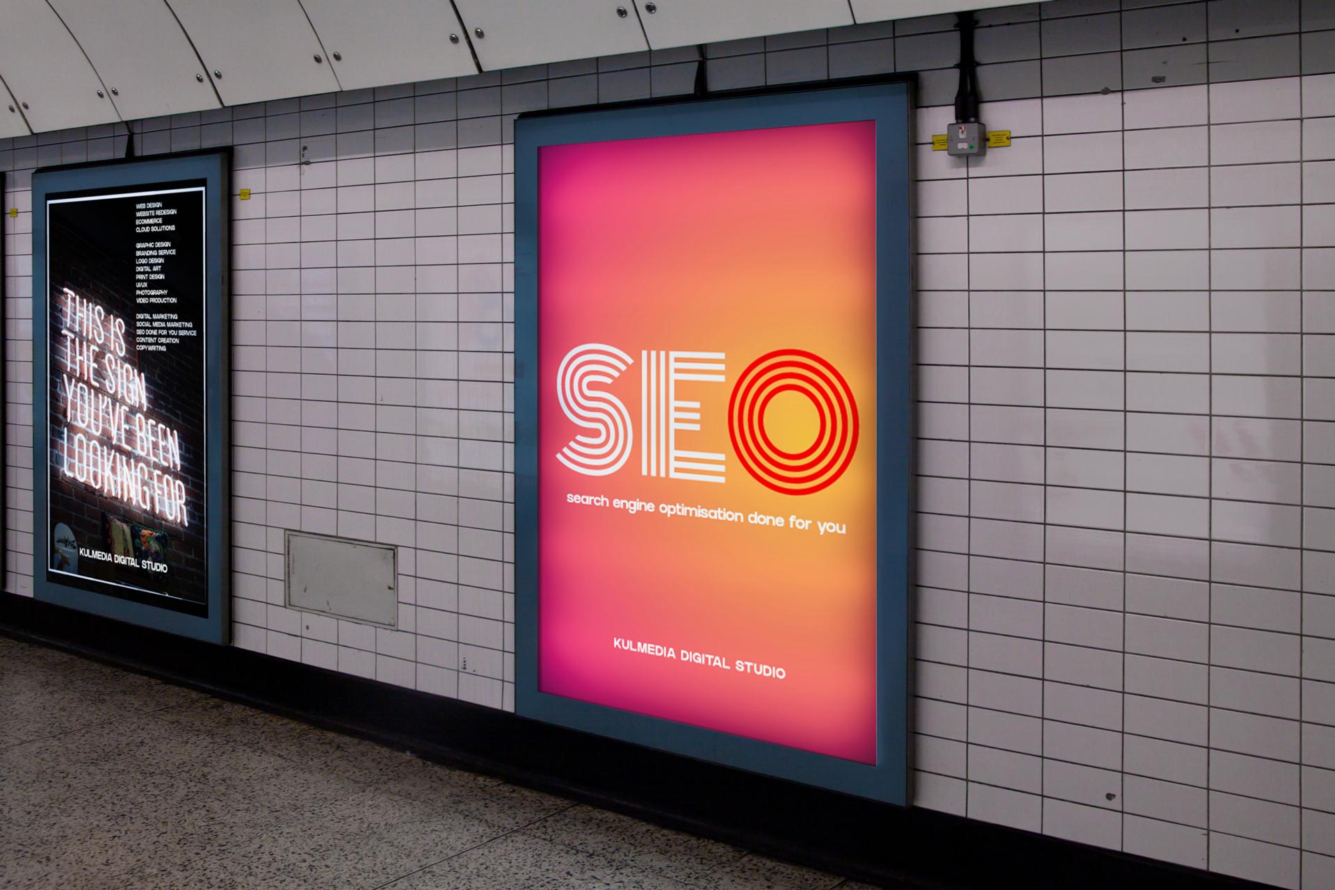 London Underground Kulmedia Digital Studio
