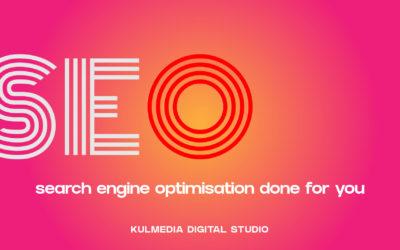 SEO done for you service by Kulmedia Digital Studio