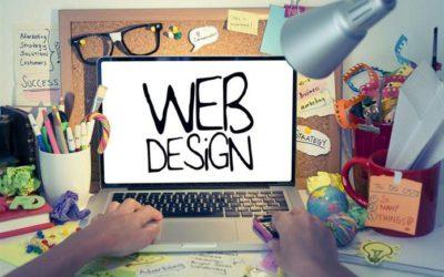 Top 6 Key Benefits of Hiring a Web Design Company